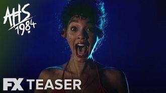 American Horror Story 1984 Season 9 Walkman Teaser FX