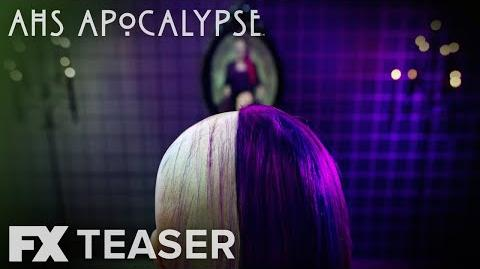 American Horror Story Apocalypse Season 8 Fall Out Teaser FX