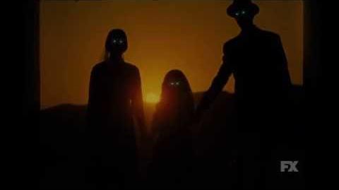 American Horror Story Season 6 Teaser 1 Sunset Stroll HQ