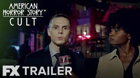 American Horror Story Cult Season 7 Ep. 5 Holes Trailer FX
