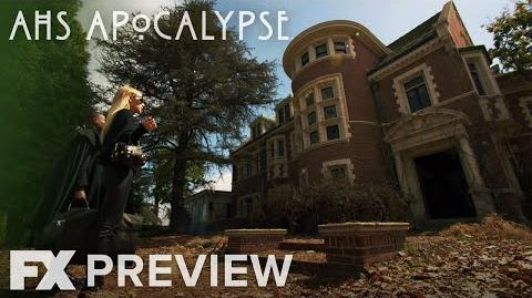 American Horror Story Apocalypse Season 8 Ep. 6 Return To Murder House Preview FX