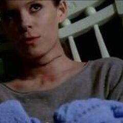 Hayden cradling Michael in <a href=
