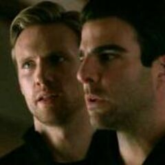 Chad and Patrick refuse to leave the Murder House (Nor can they).