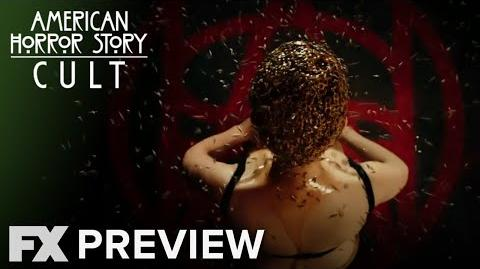 American Horror Story Cult Season 7 Buzzing Preview FX