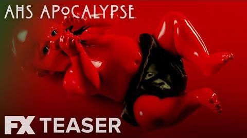 American Horror Story Apocalypse Season 8 Hush Teaser FX