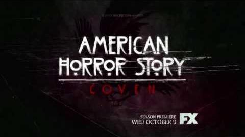 American Horror Story Coven Season 3 Burn Promo HD