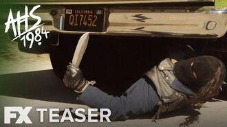 American Horror Story 1984 Season 9 Camp Redwood Teaser FX