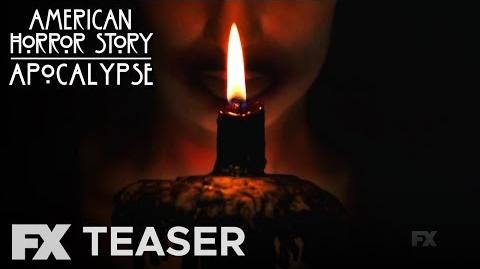 American Horror Story Apocalypse (Season 8) Teaser 5 - Lights Out FX