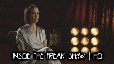 American Horror Story Freak Show - Inside The Freak Show