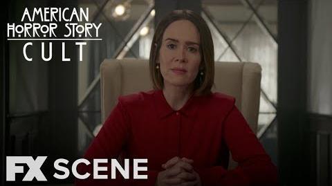 American Horror Story Cult Season 7 Ep. 11 Escape Your Cult Scene FX
