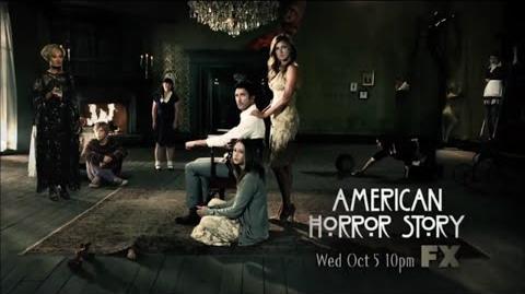 """American Horror Story- Murder House - Teaser """"Family Protrait"""""""