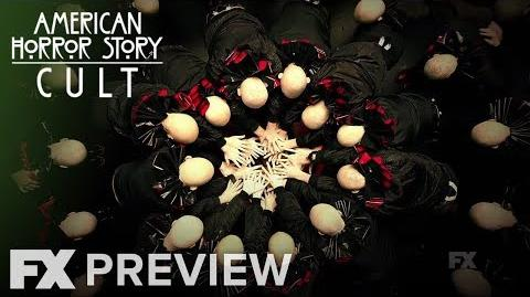 American Horror Story Cult Season 7 Ritual Queen Preview FX