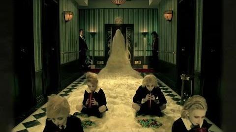 American Horror Story- Hotel - Hallways