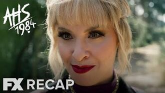 American Horror Story 1984 Season 9 Ep. 8 Rest in Pieces Recap FX