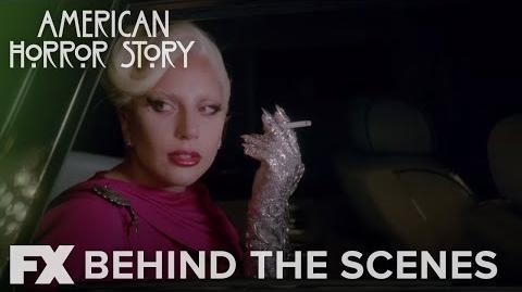 American Horror Story Hotel Inside The Evolution of Gaga FX