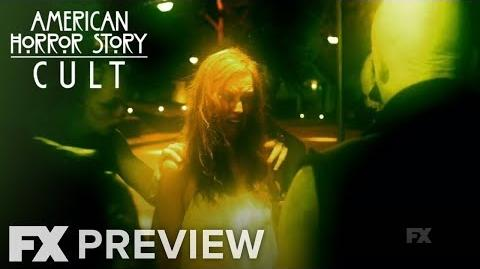 American Horror Story Cult Season 7 Whistling In The Dark Preview FX