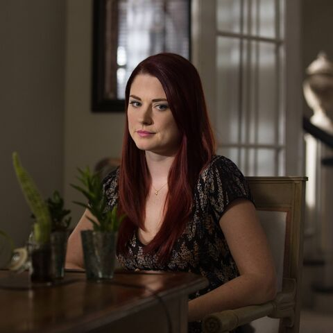 Alexandra Breckenridge in the role of <a href=