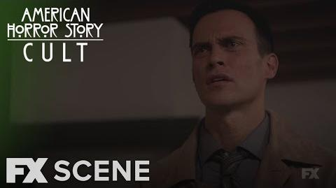 American Horror Story Cult Season 7 Ep. 8 I Promise You Scene FX