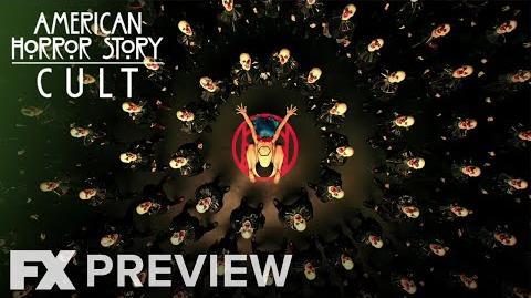 American Horror Story Cult Season 7 Ritual Scrum Preview FX