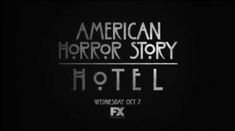 American Horror Story Hotel Season 5 Trailer Promo Preview Teaser Collection 1-8 (HD)