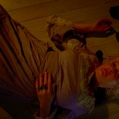 Anna Leigh's dead body