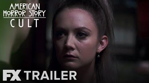 American Horror Story Cult Season 7 Ep. 10 Charles (Manson) In Charge Trailer FX