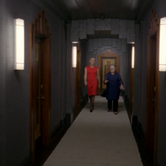 Обновленный коридор