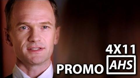 "American Horror Story Freak Show 4x11 Promo ""Magical Thinking"""