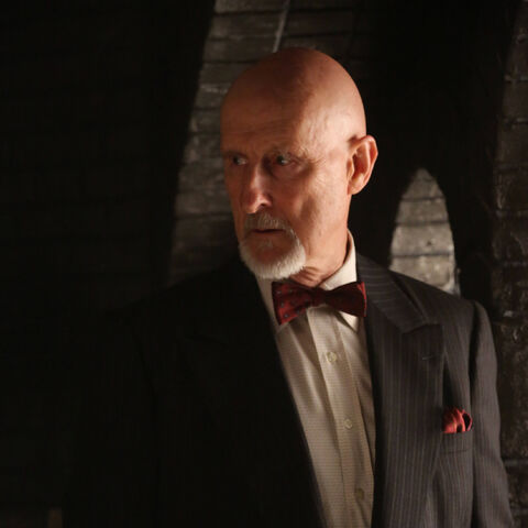 James Cromwell in the role of <a href=