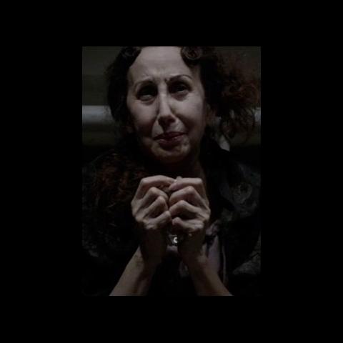 Мексиканка молится