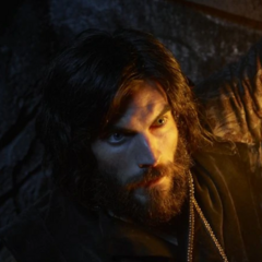 Wes Bentley as the re-enacted <a href=