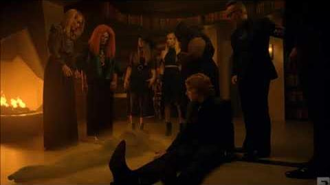 Michael Langdon rescues Misty Day from Hell! 8x05 AHS Apocalypse