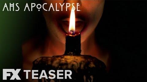 American Horror Story Apocalypse Season 8 Lights Out Teaser FX