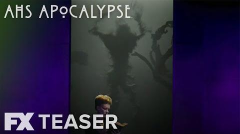 American Horror Story Apocalypse Season 8 Radio Active Mist Teaser FX