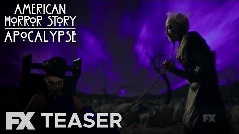 American Horror Story Apocalypse (Season 8) Teaser 8 - Exhale FX