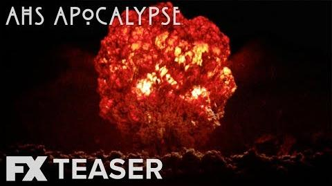 American Horror Story Apocalypse Season 8 Mind Blowing Teaser FX