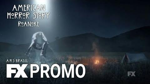American Horror Story Roanoke Camp Sight Promo