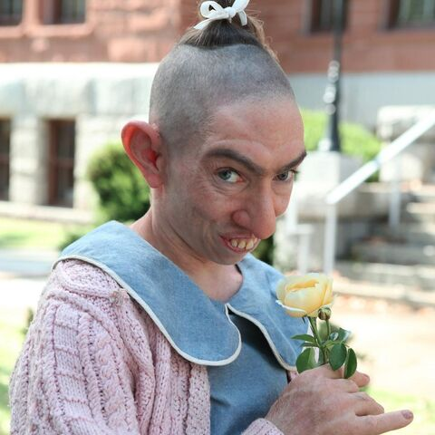 Naomi Grossman in the role of <a href=