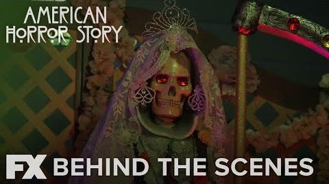 American Horror Story Hotel Inside The Stunts FX