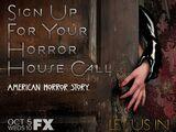 American Horror House Call
