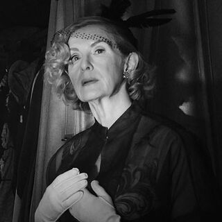 Frances Conroy as <a href=