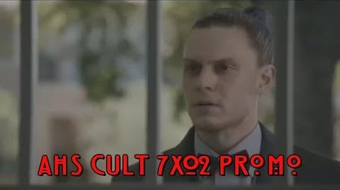 """American Horror Story Cult - 7x02 PROMO """"Don't Be Afraid of the Dark"""" S07E02 HD"""