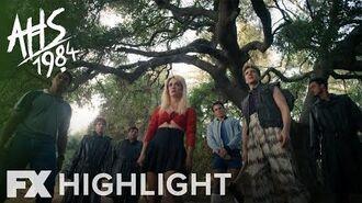 American Horror Story 1984 Season 9 Ep. 8 Jingles Begs Highlight FX