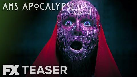 American Horror Story Apocalypse Season 8 Hand to Mouth Teaser FX