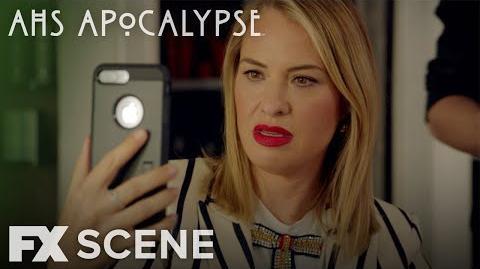 American Horror Story Apocalypse Season 8 Ep. 1 Not a Drill Scene FX