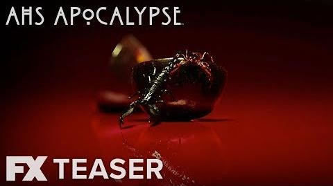 American Horror Story Apocalypse Season 8 Fig Teaser FX