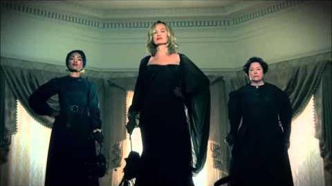 American Horror Story Murder House, Asylum, Coven, Freak Show & Hotel - All Cast Trailers