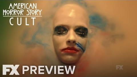 American Horror Story Cult Season 7 Floating Preview FX