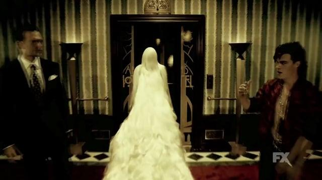 "American Horror Story Hotel - Official Trailer - ""Hallways''"