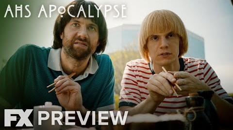 American Horror Story Apocalypse Season 8 Ep. 8 Sojourn Preview FX